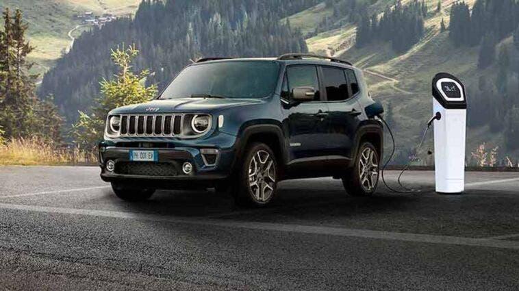 Jeep Renegade 4xe Be Free
