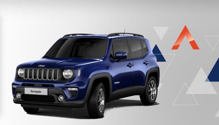 Jeep Renegade Longitude Be Free Plus