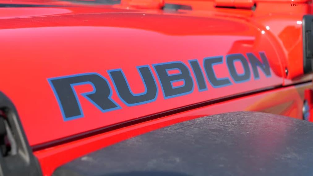 Jeep Wrangler 4xe vs Ford Branco 2021 drag race