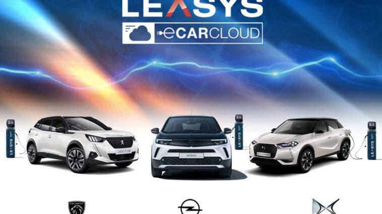 Leasys CarCloud E-NERGY