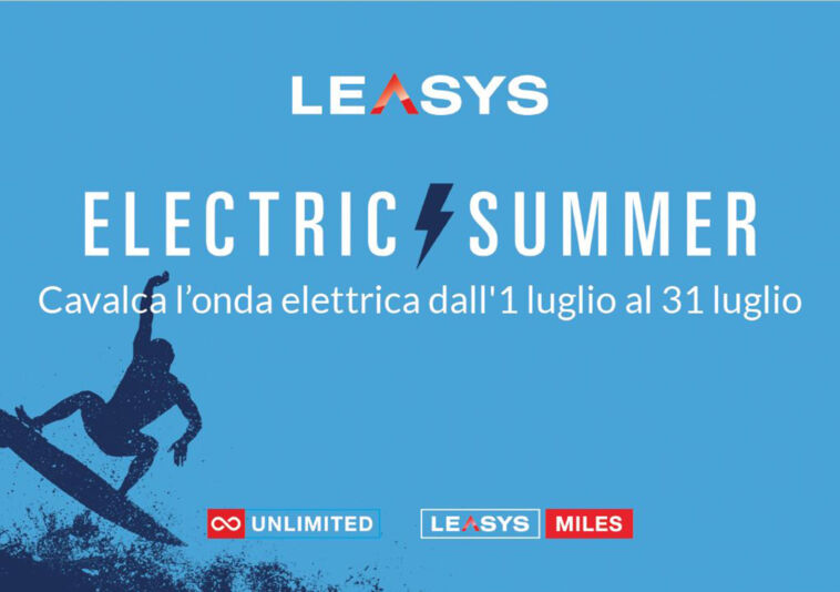 Leasys Electric Summer