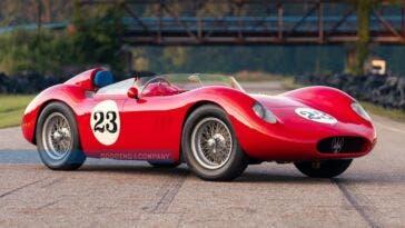Maserati 200 SI 1957 asta