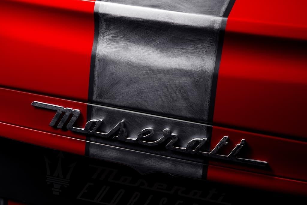 Maserati Ghibli Trofeo Corse
