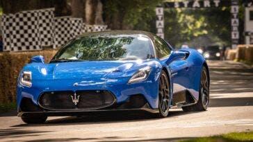 Maserati MC20 Goodwood Festival of Speed 2021 foto