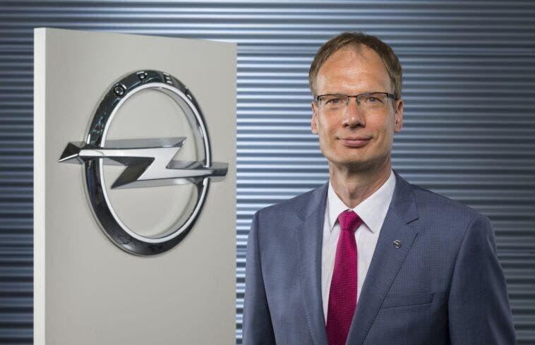 Michael Lohscheller - ex CEO Opel