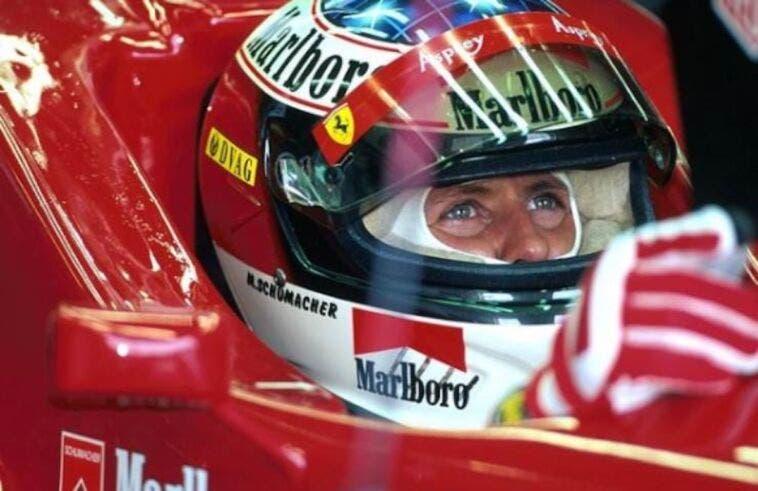 Michael Schumacher docu-film settembre