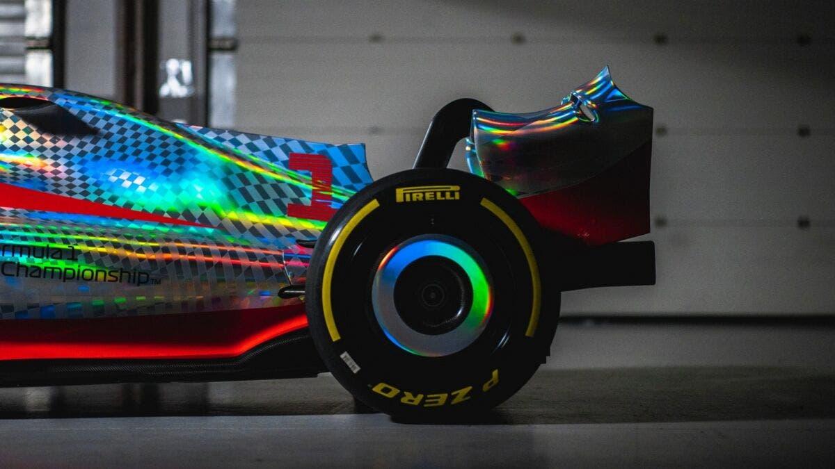 Monoposto F1 2022