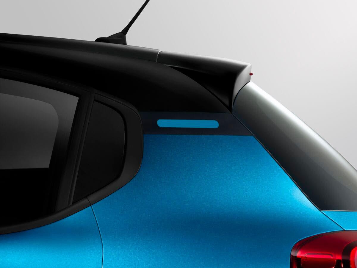 Nuova Citroën C3 personalizzazione