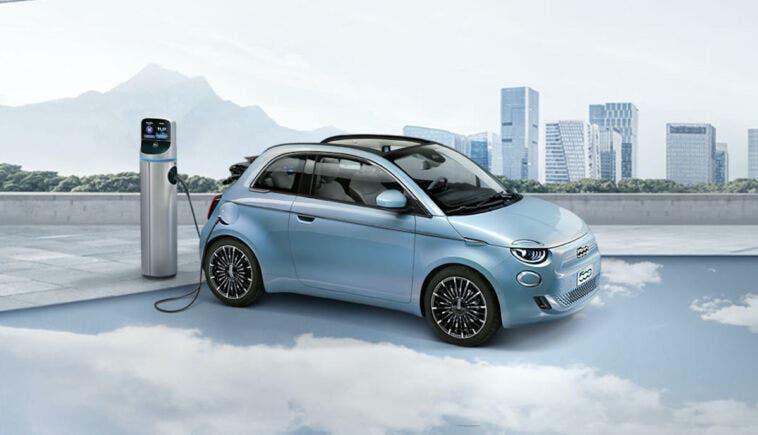 Nuova Fiat 500 Elettrica Action luglio 2021
