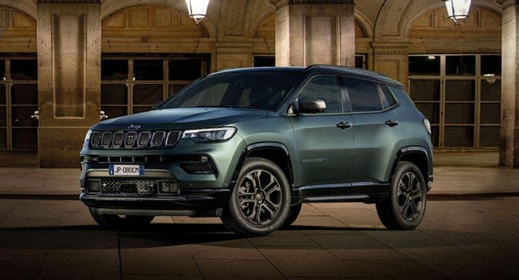 Nuova Jeep Compass finanziamento luglio 2021