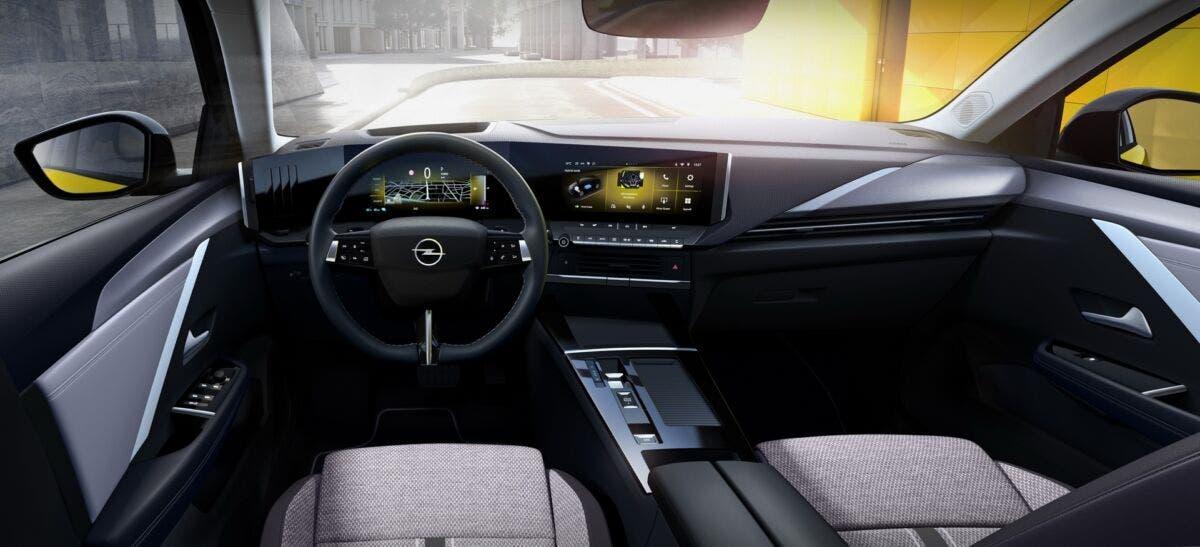 Nuova Opel Astra