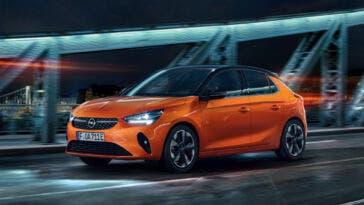 Nuova-Opel Corsa-e finanziamento