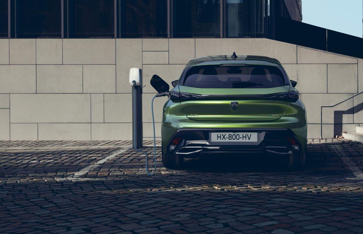 Nuova Peugeot 308 nuova era brand