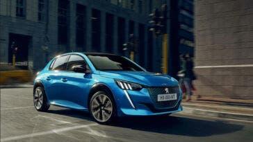 Nuova Peugeot e-208 finanziamento
