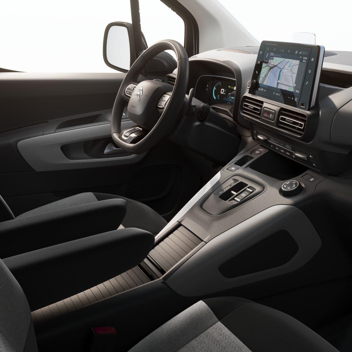 Nuovo Citroën e-Berlingo ordini Italia