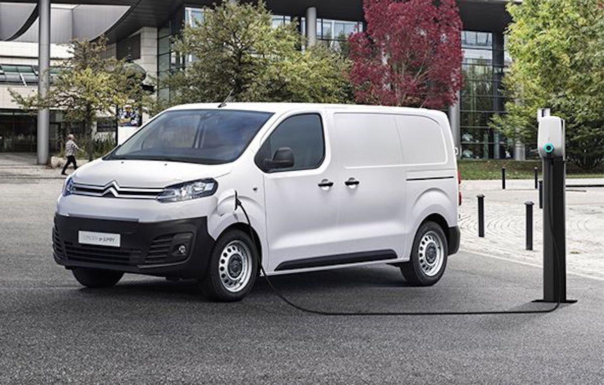 Nuovo Citroën e-Jumpy Leasing PRO