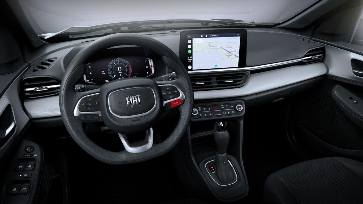 Nuovo Fiat Pulse interni foto