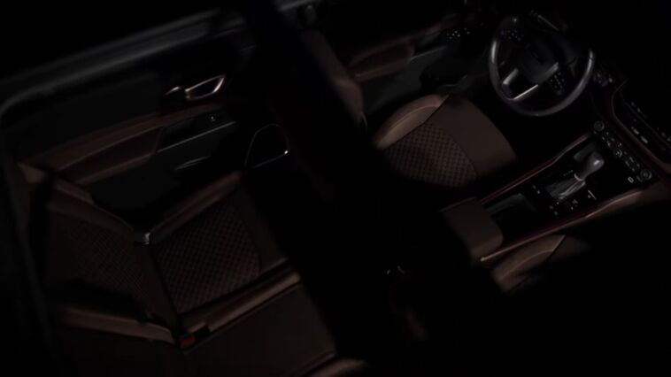Nuovo Jeep Commander ultimo teaser