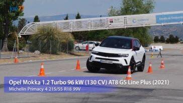 Nuovo Opel Mokka test alce