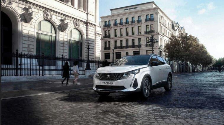 Nuovo Peugeot 3008 Hybrid finanziamento