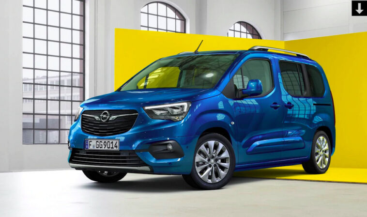 Opel Combo Life Edition Plus