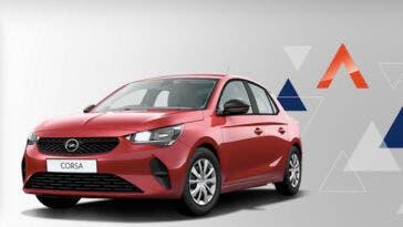 Opel Corsa Edition Leasys