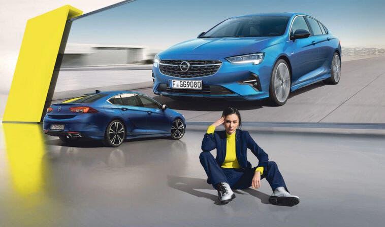 Opel Insignia Grand Sport Innovation finanziamento
