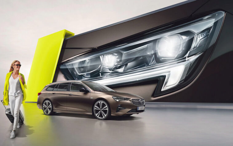 Opel Insignia Sports Tourer Business Elegance noleggio