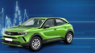 Opel Mokka-e Elegance noleggio