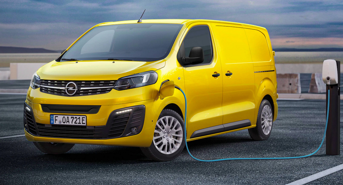 Opel Vivaro-e Enjoy leasing