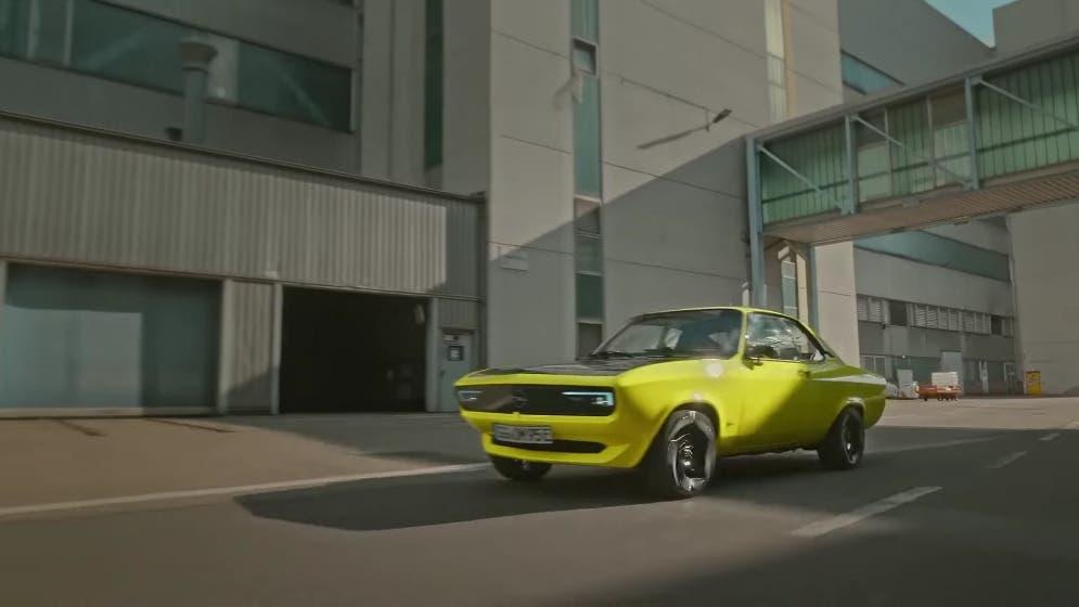 Opel completamente elettrica 2028