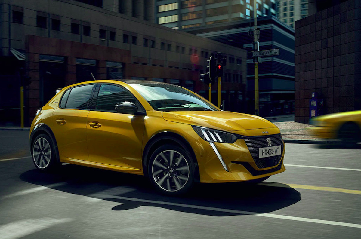 Peugeot 208 Active Pack finanziamento