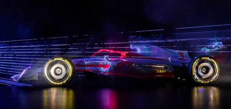Pirelli P Zero F1 2022