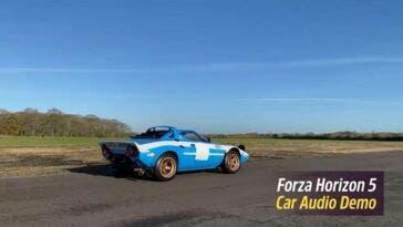 Lancia Forza Horizon 5