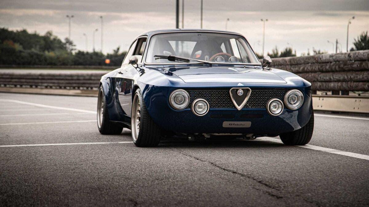 Totem Alfa Romeo Giulia GT Electric