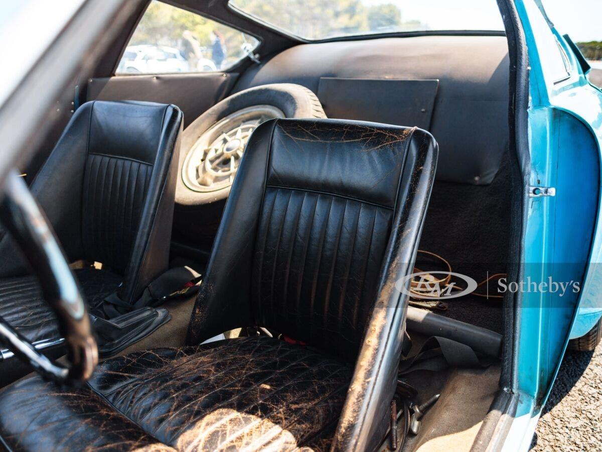 Abarth-Simca 1300 GT 1963 asta
