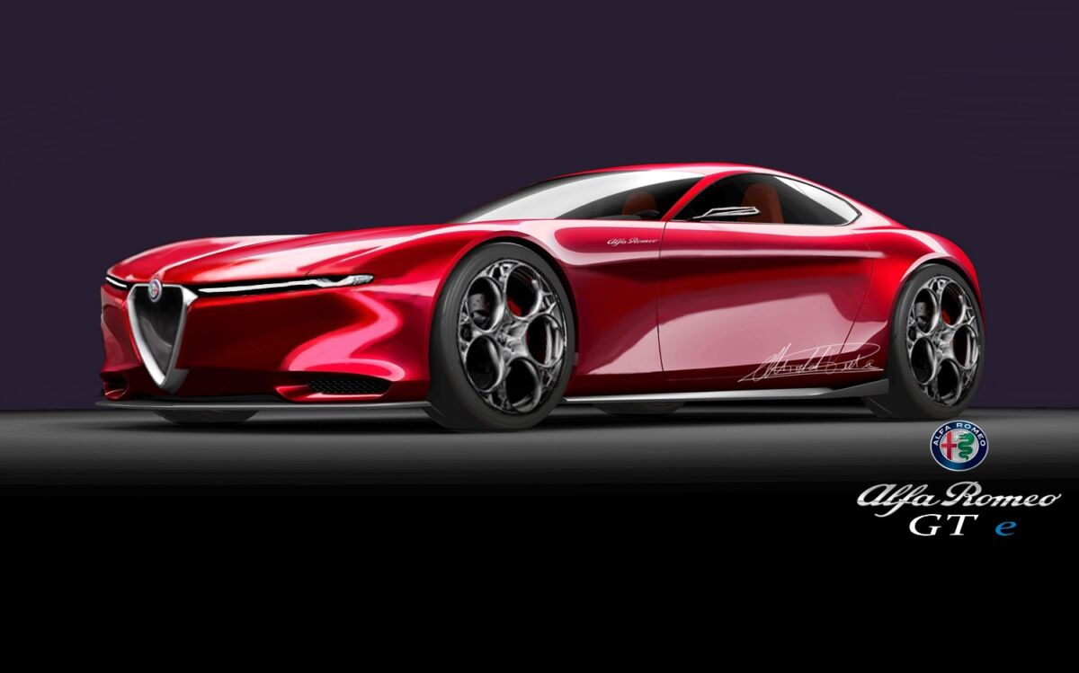 Alfa Romeo GT-e