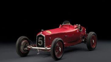 Alfa Romeo P3 Tipo B Concours of Elegance di Hampton Court
