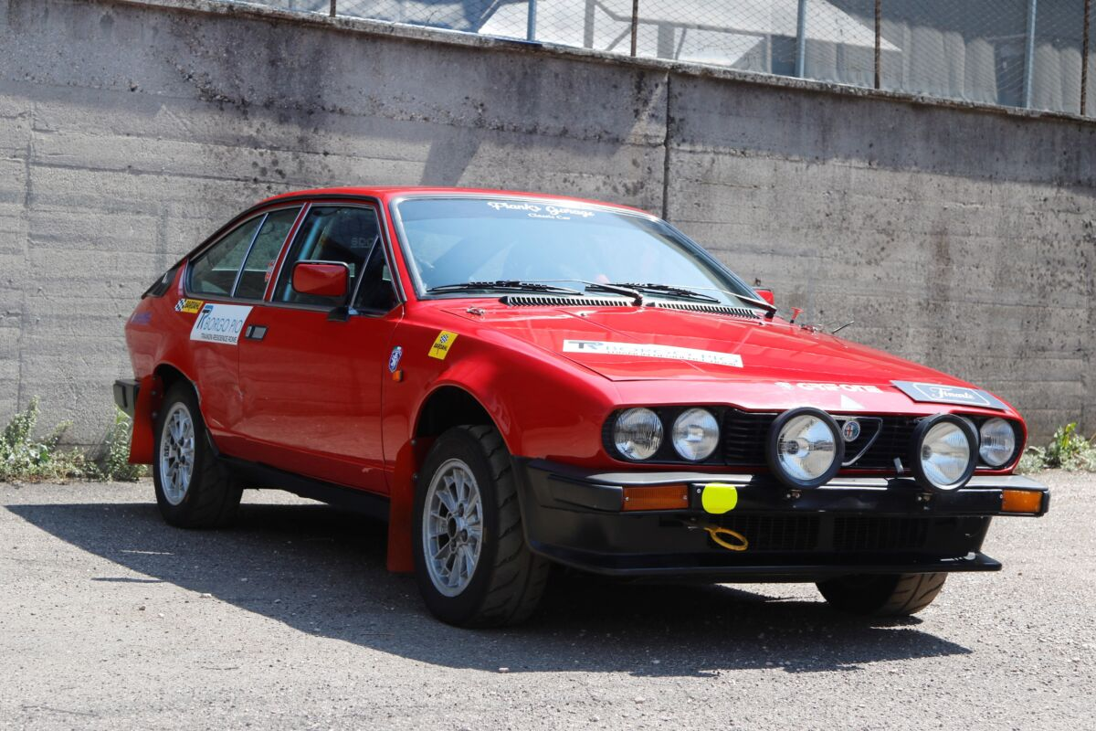 Alfetta GTV 2.0 Gruppo 1