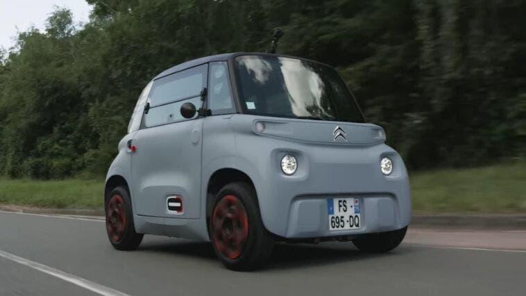Citroën Ami Carwow