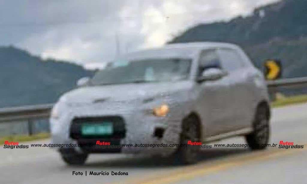 Citroën C3 2022 ultimo avvistamento foto spia