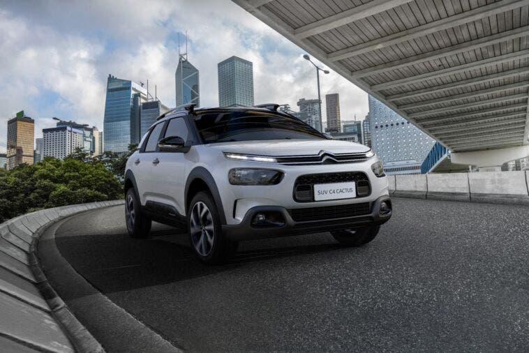 Citroën C4 Cactus vendite Brasile luglio