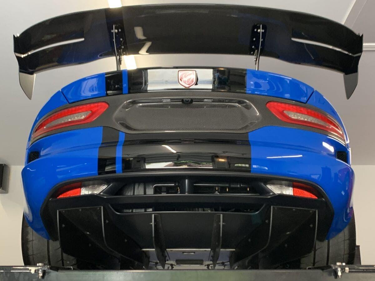 Dodge Viper ACR Extreme 2016 asta online