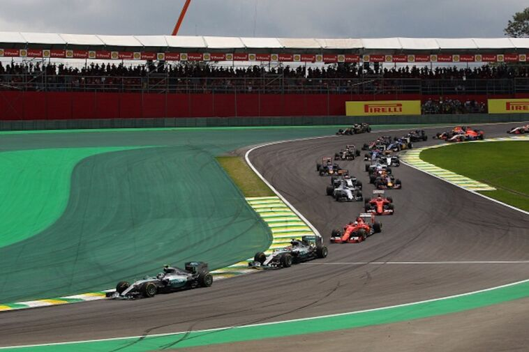 F1 Gran Premio del Brasile