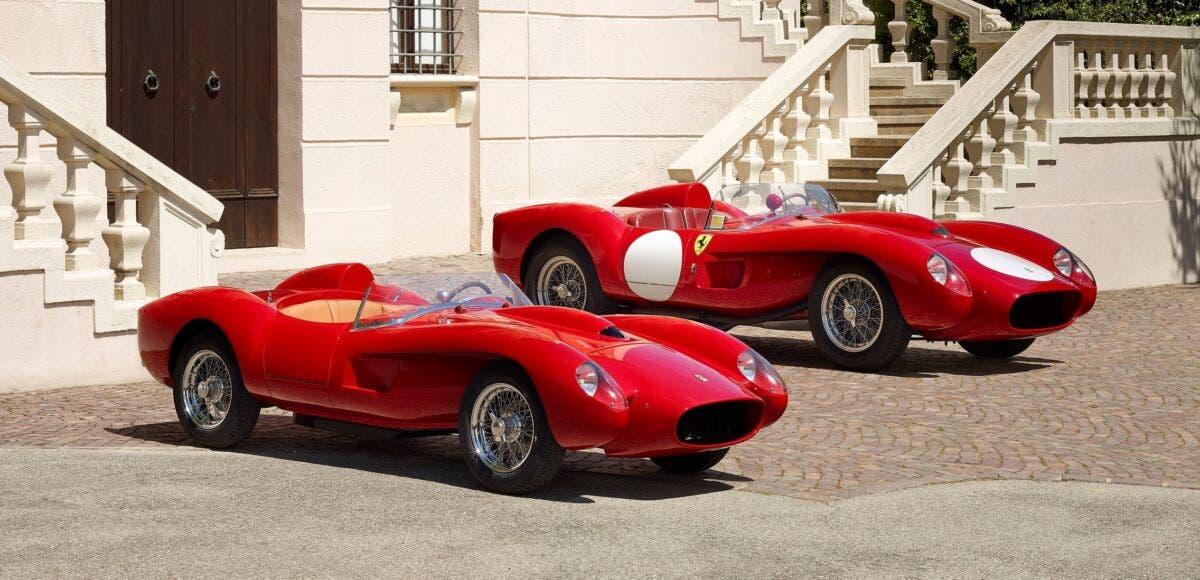 Ferrari 250 Testa Rossa replica EV