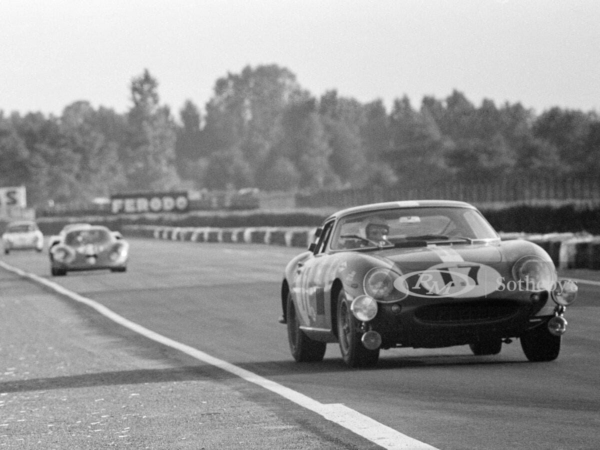 Ferrari 275 GTB Competizione 1966 asta 10 milioni