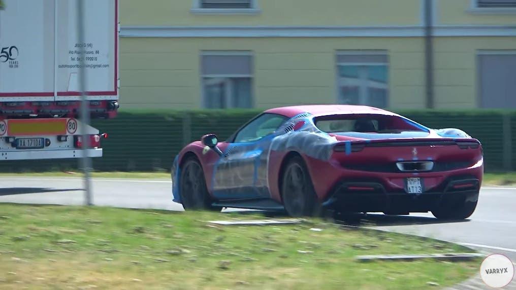 Ferrari 296 GTB EV V6 Maranello