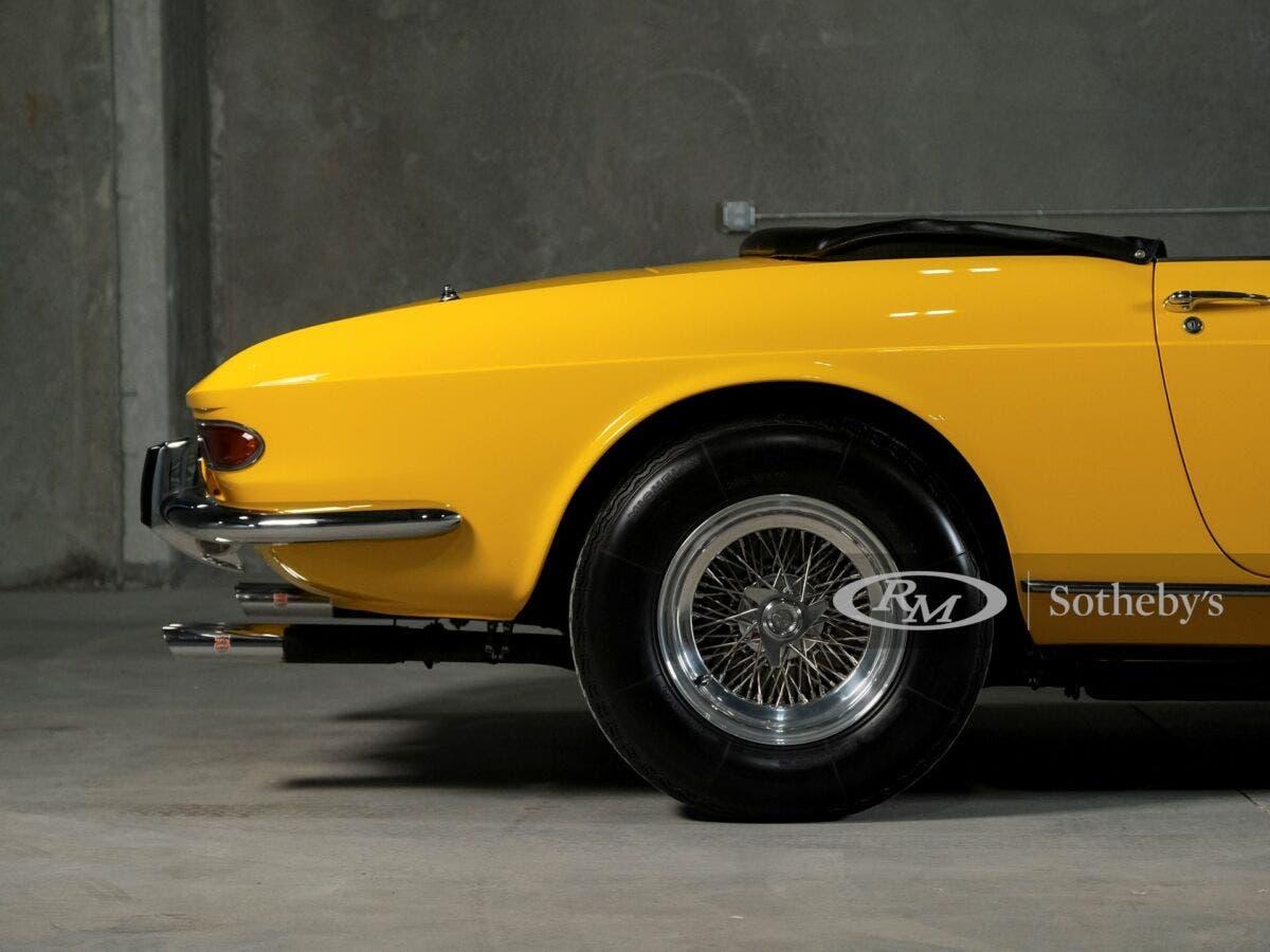 Ferrari 330 GTS 1968 asta