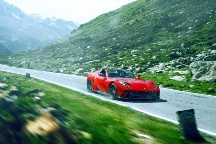 Ferrari 812 GTS N-Largo