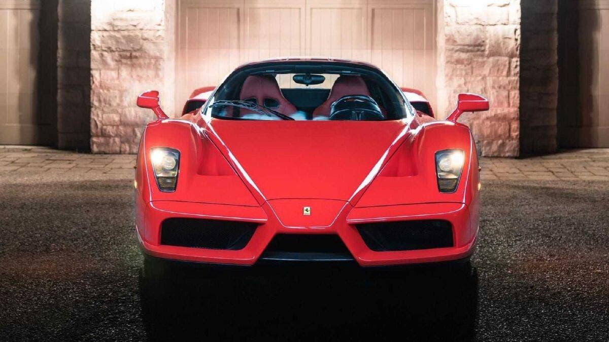 Ferrari Enzo 2003 asta prezzo record